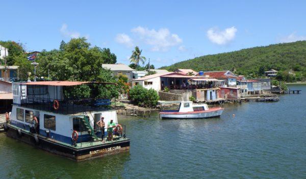 Santiago de cuba 湾