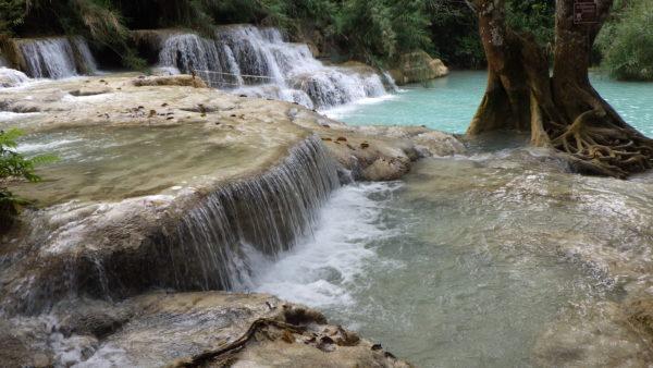 タート・クワーンシーの滝
