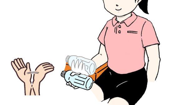 手と手首の筋トレ